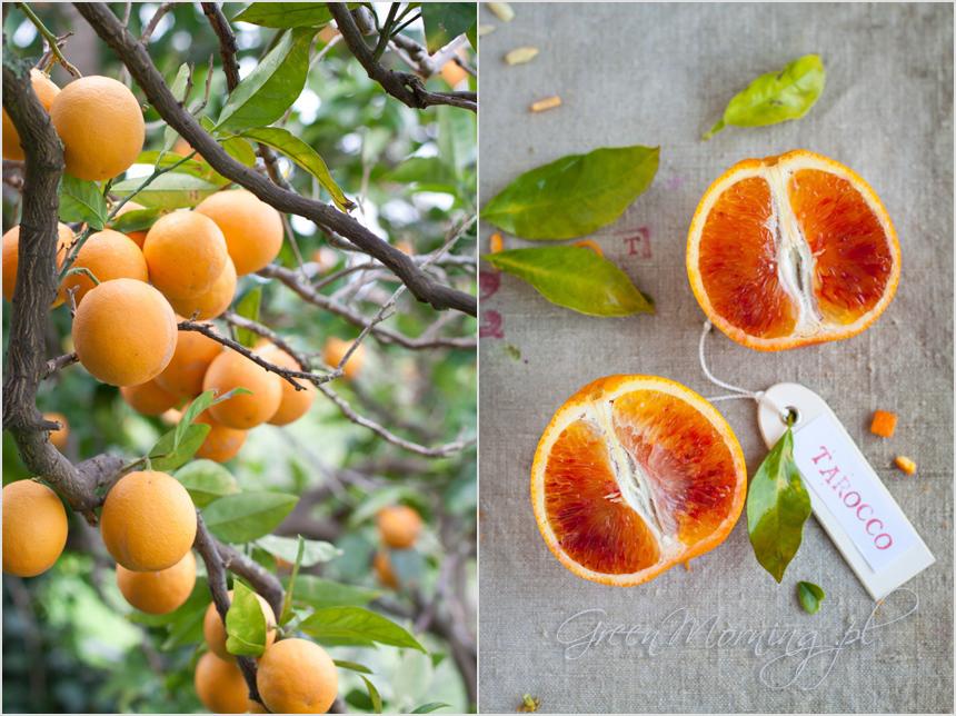 tarocco orange pomarańcza