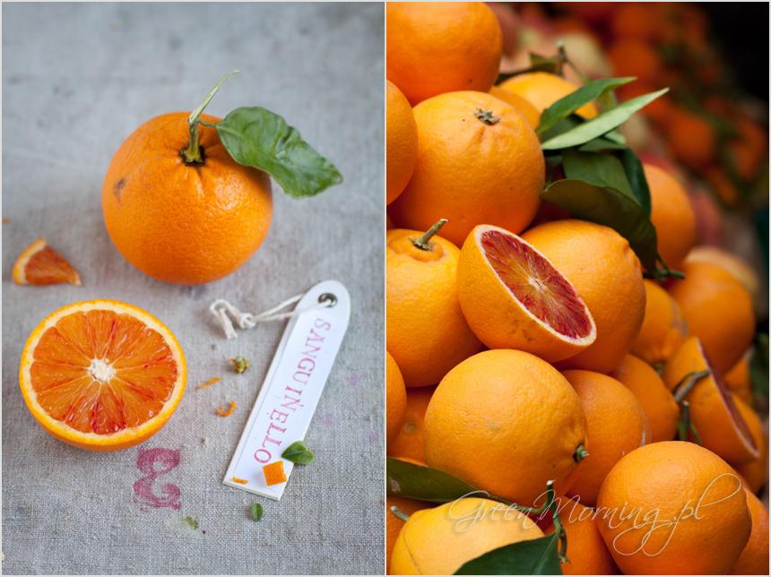 sanguinello orange pomarańcza