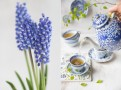 Wiosna w kolorze blue.