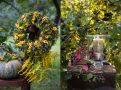 Jesienne Dekoracje- sesja dla Weranda Country